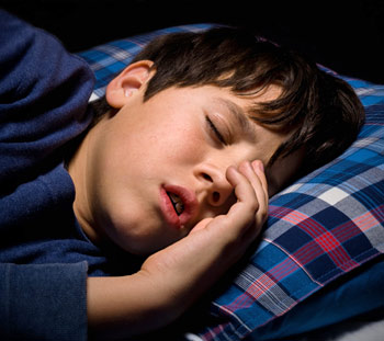 Childrens Sleep Problems Linked To >> Sleeping Apnea Behavioral Problems In Children Smiles By