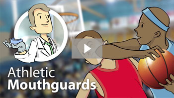 Athletic mouthguards video
