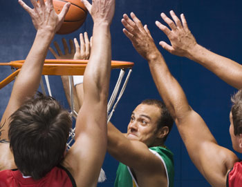 sports dental injury