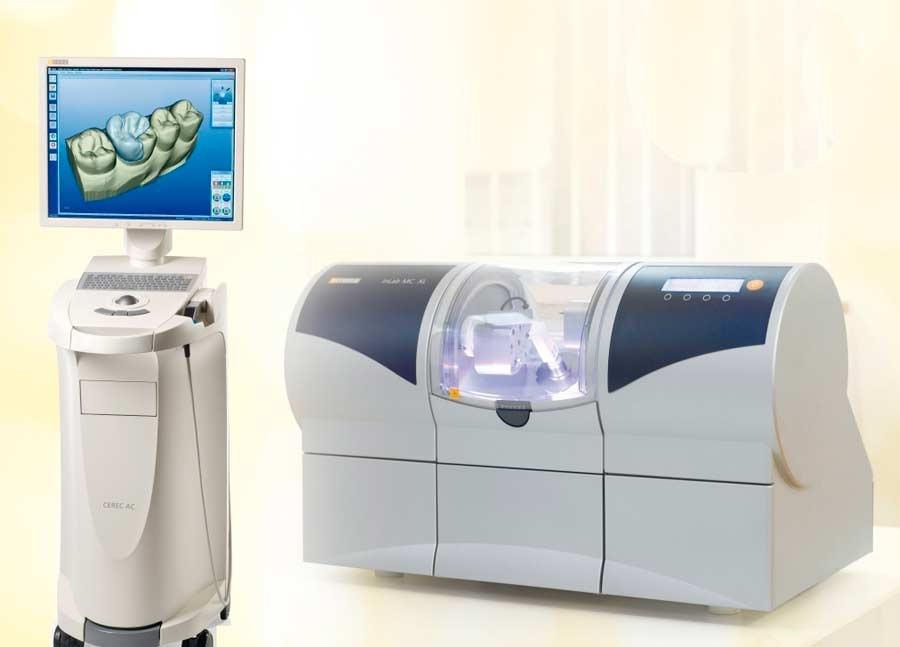 Cerec Same Day Crowns.