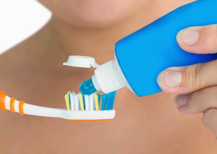 Toothpaste.