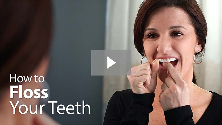 How to Floss Your Teeth video