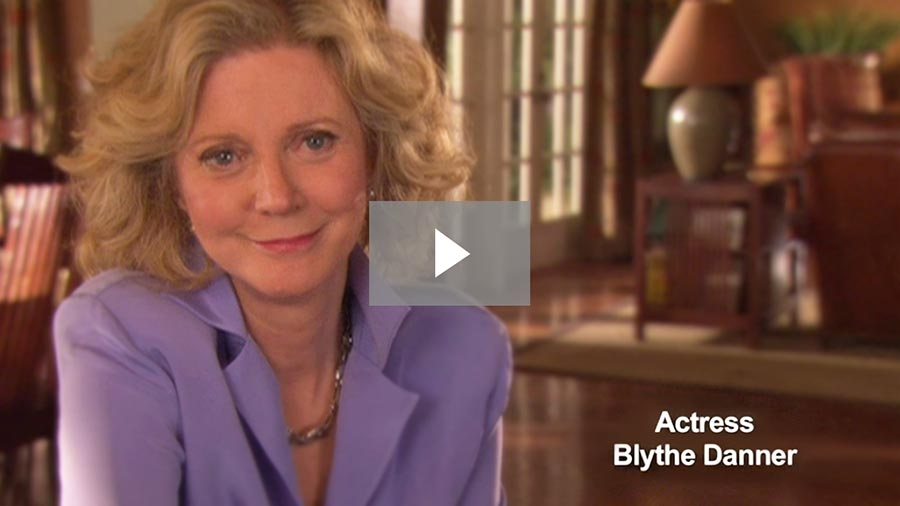 Oral Cancer - Blythe Danner video