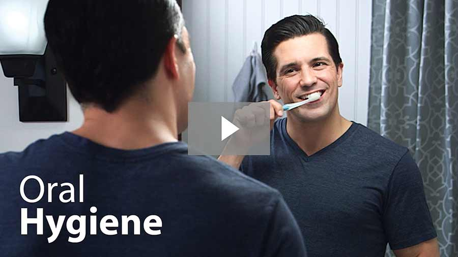 Oral Hygiene video