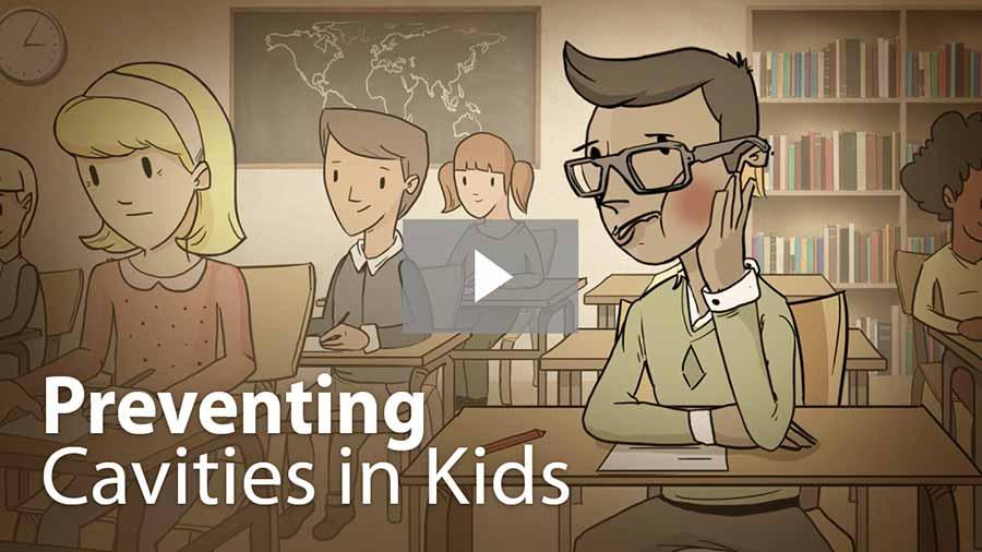 Preventing cavities in kids video