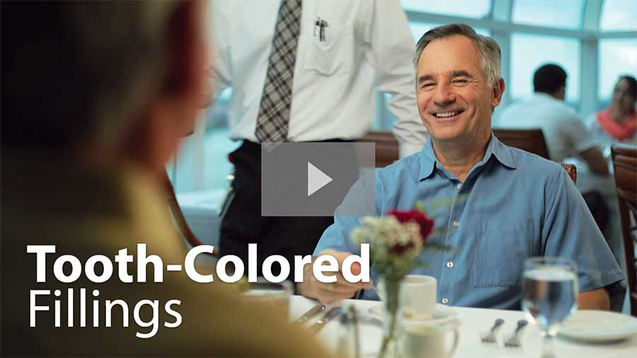 Tooth-Colored Fillings video