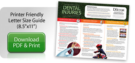 Download Printer Friendly Dental Injuries Guide.