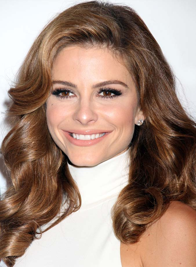Maria Menounos - Talks Smile and Dentistry