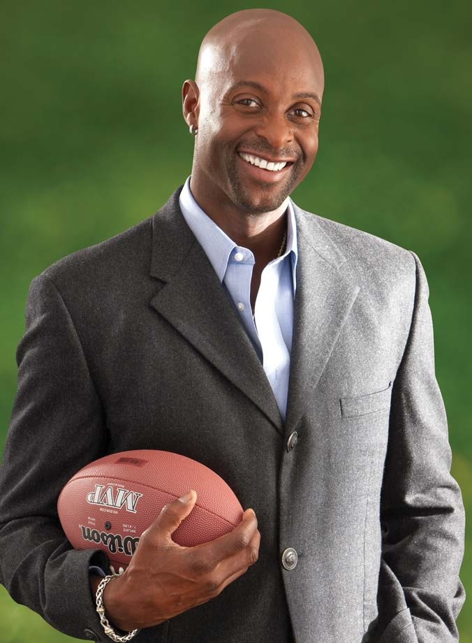 Jerry Rice - Talks Smile and Dentistry