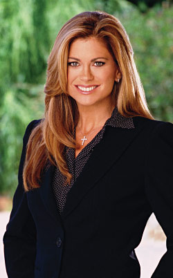 Kathy Ireland business mogul.