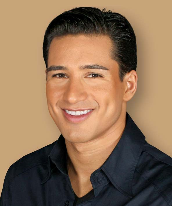 Mario Lopez - Dear Doctor Magazine Male Smile of the Year