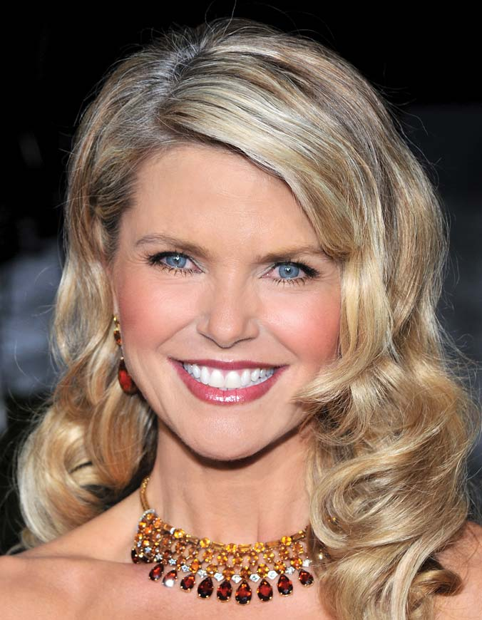 Christie Brinkley Dentistry.