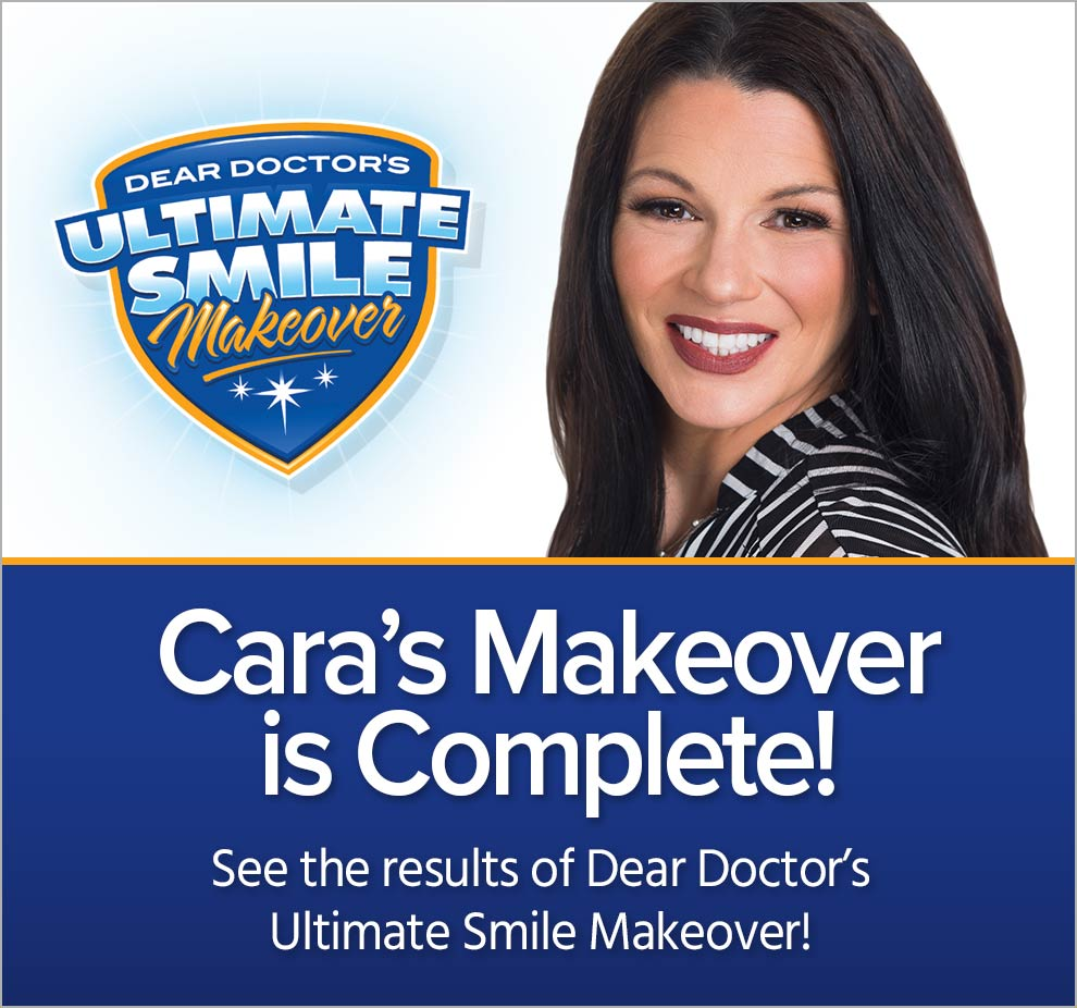 Cara smile makeover contest results