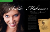 The Impact of a Smile Makeover — What does it really mean?