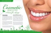 Cosmetic Dentistry — A Time For Change