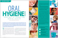 Dental Education East Aurora - Oral Hygiene Dear Doctor Magazine