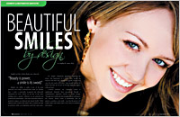 Cosmetic Dentistry Smile Design - Dear Doctor Magazine - Fayetteville NC