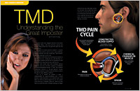 Dental Education East Aurora - TMD TMJ Dear Doctor Magazine