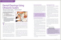 Ultrasonic Scalers - Dear Doctor Magazine