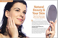 Natural Beauty and Skin - Dear Doctor Magazine