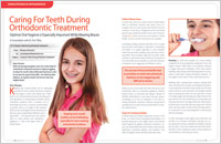 Caring for Teeth - Dear Doctor Magazine