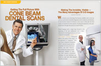 Cone Beam Scans - Dear Doctor Magazine