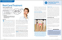 Root Canal - Dear Doctor Magazine