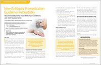 Antibiotic Premedication - Dear Doctor Magazine