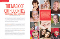 Orthodontics - Dear Doctor Magazine - Waterford MI
