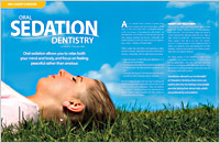 Sedation Dentistry - Dear Doctor Magazine