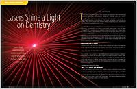 Lasers Shine a Light on Dentistry - Dear Doctor Magazine