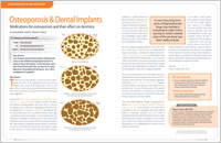 Osteoporosis - Dear Doctor Magazine